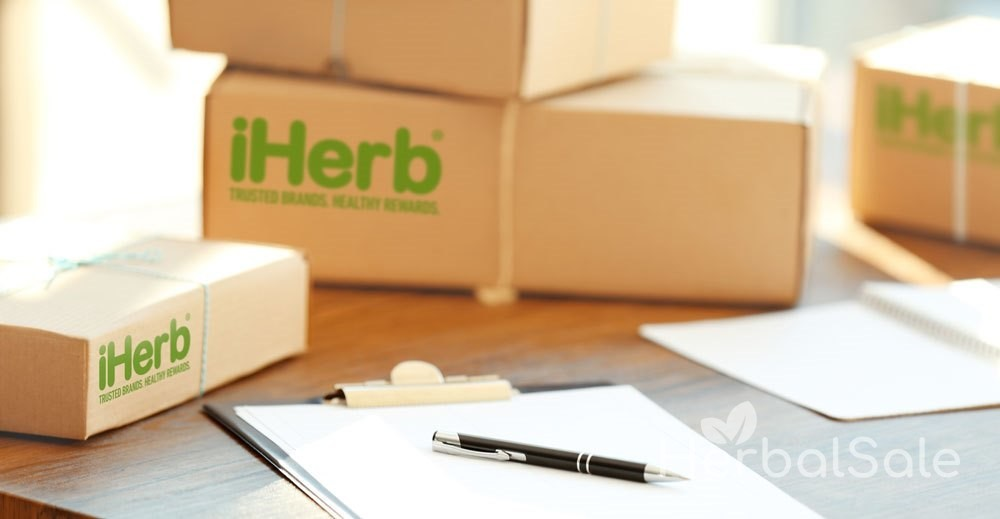 Первый Заказ на iHerb