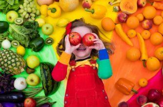 Детские витамины Айхерб для возраста 3 лет