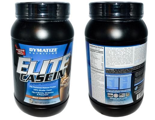 Казеиновый протеин Elite Casein