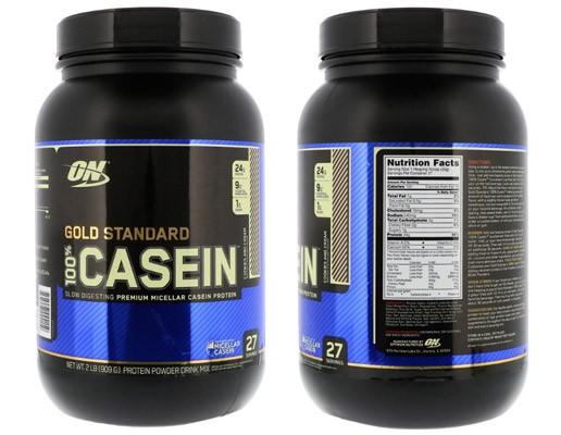 Казеиновый протеин Gold Standard