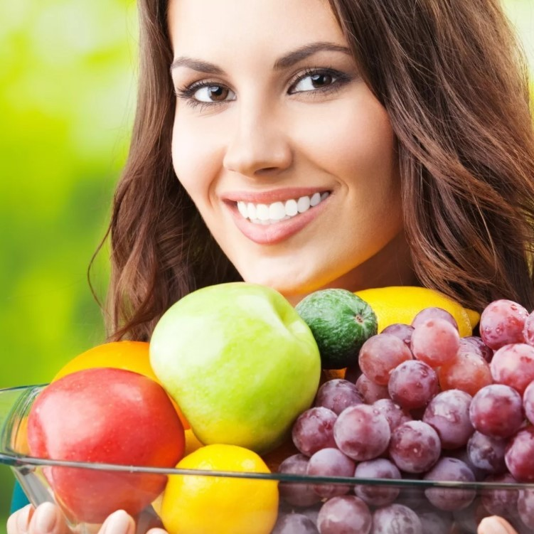 Комплекс В-витаминов для волос женщине