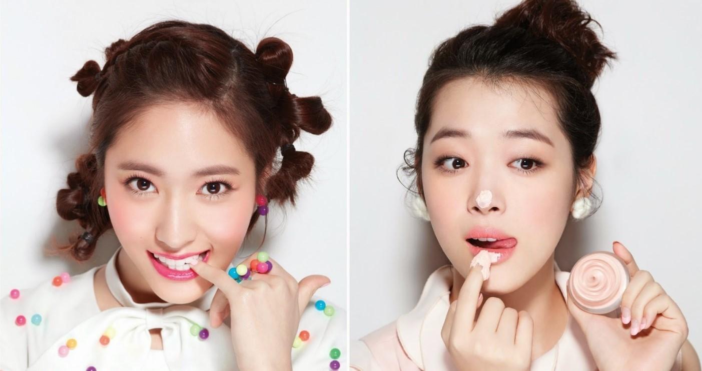 Корейская косметика с сайта АйХерб