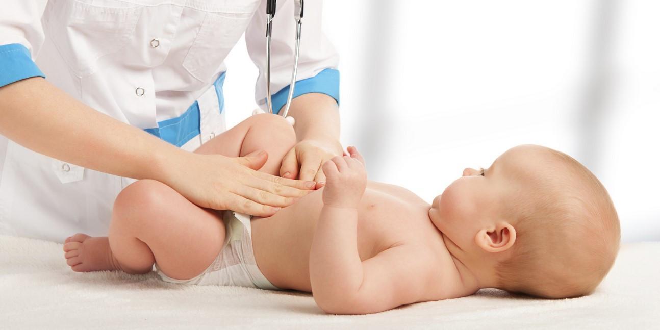 Массаж при коликах у новорожденного