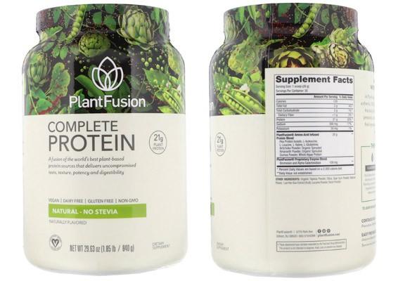 Натуральный протеин PlantFusion