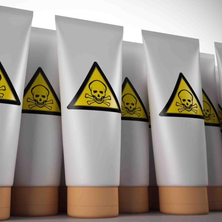 опасные вещества в средствах для кожи и гигиены