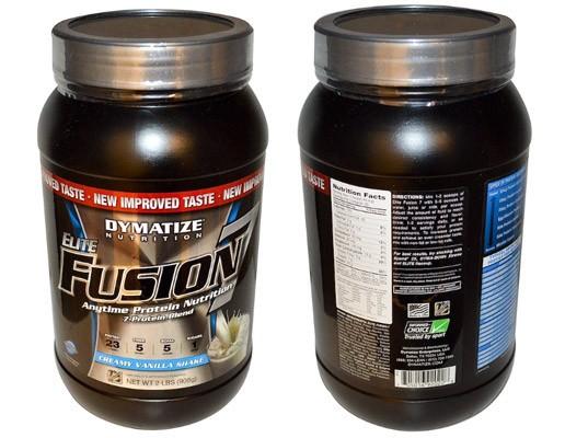 Протеин Elite Fusion