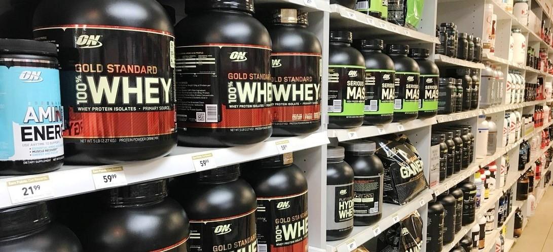 протеин iherb