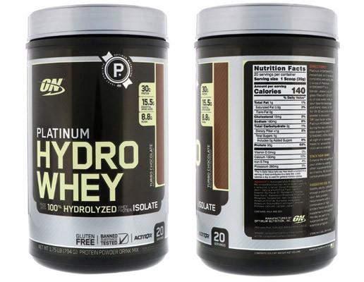 сывороточный протеин Platinum HydroWhey
