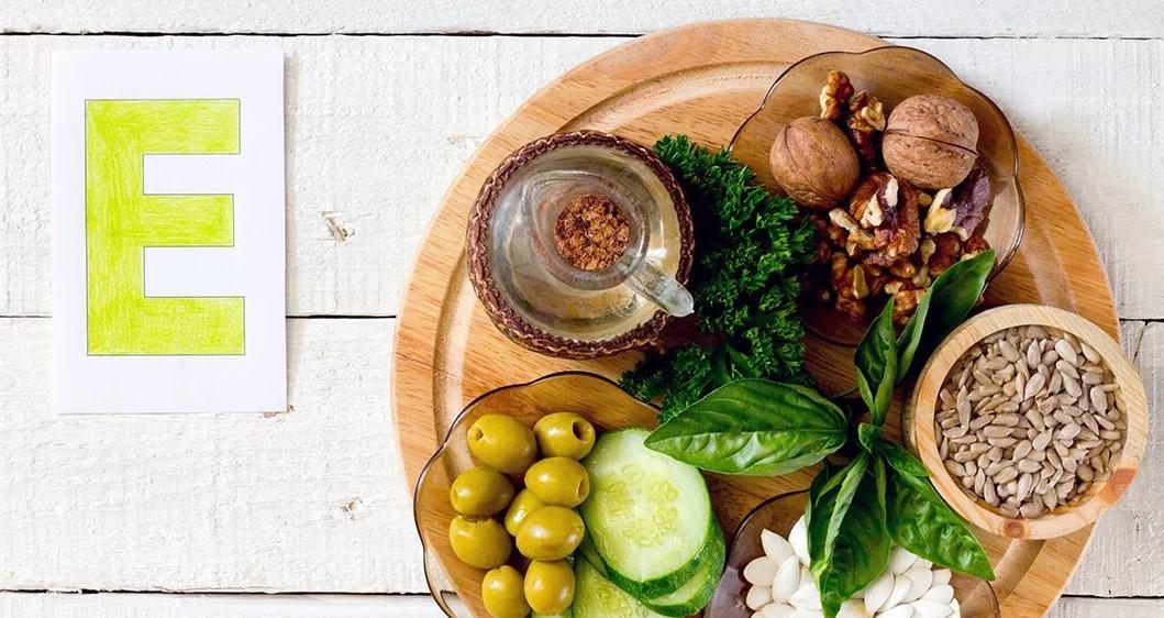 токоферол в продуктах питания