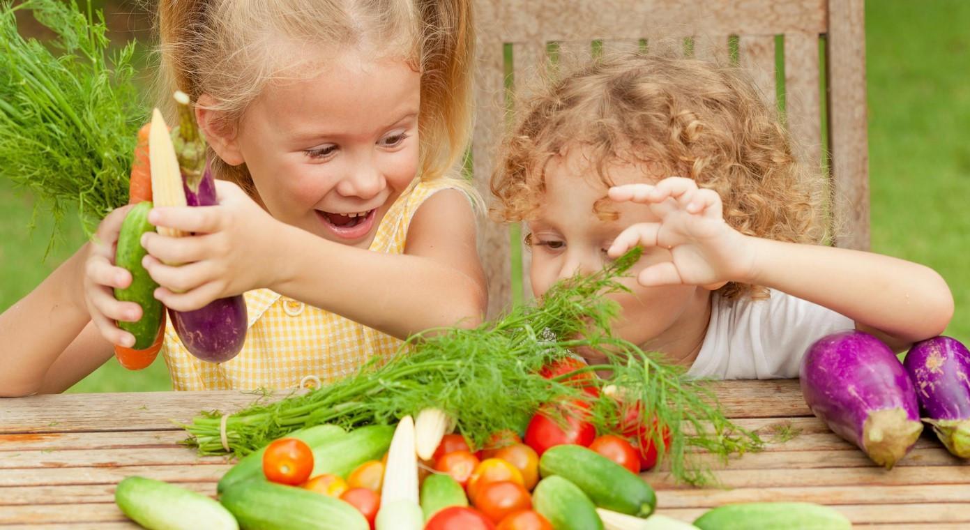 Витамины для детей в возрасте 4 лет