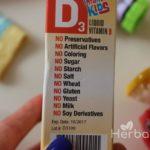 жидкий витамин д для детей