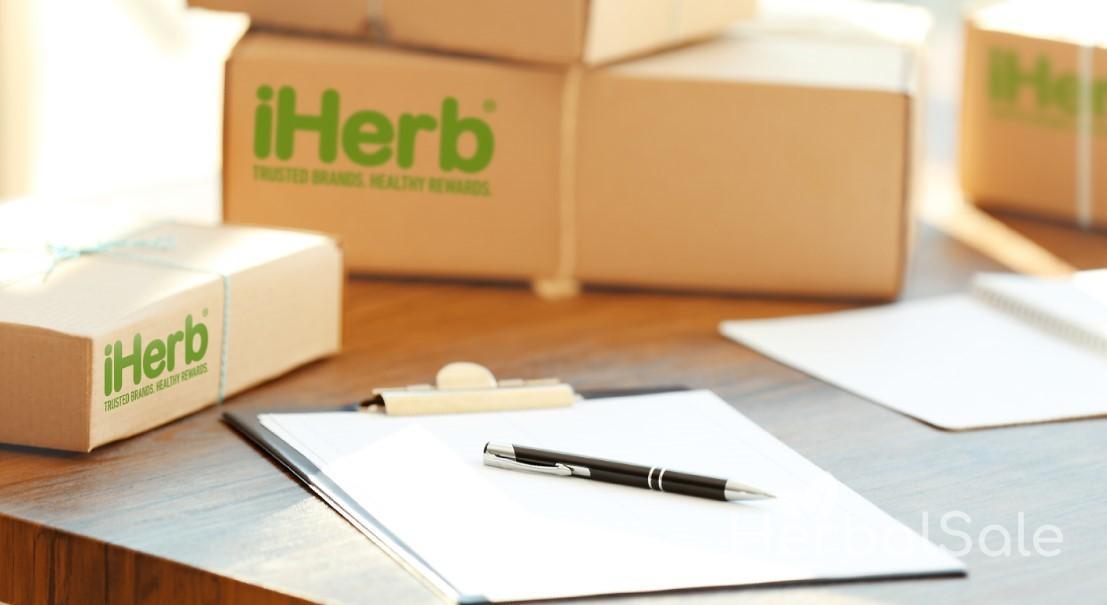 Заполнение ИНН (ITIN) и паспортных данных на iHerb