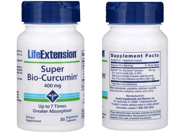 Super Bio-Curcumin Life Extension