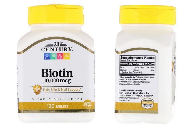 биотин iherb отзывы