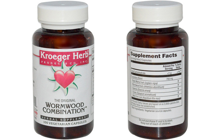 Kroeger полынь Herb
