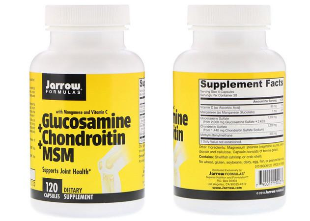 глюкозамин iherb