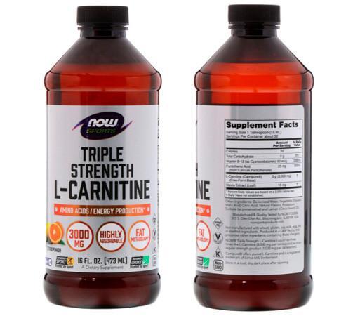 iherb l карнитин