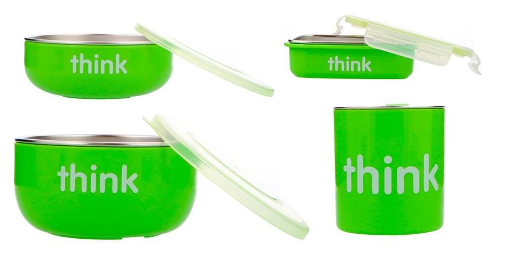 набор детской посуды Thinkbaby
