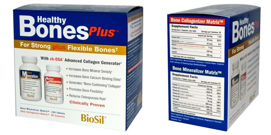 Здоровые кости BioSil