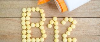 B12 витамин iHerb