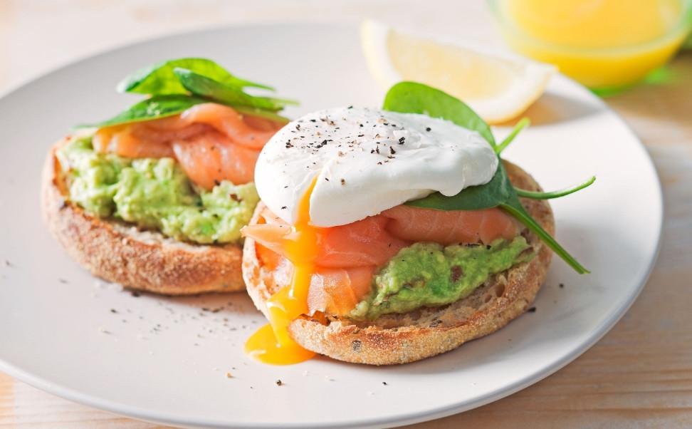 рацион завтрака правильного питания