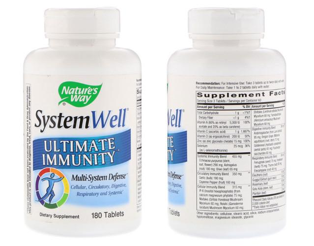 витамины для иммунитета взрослым айхерб