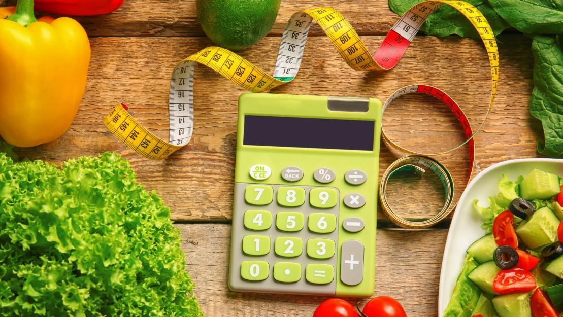 формула калорий для похудения