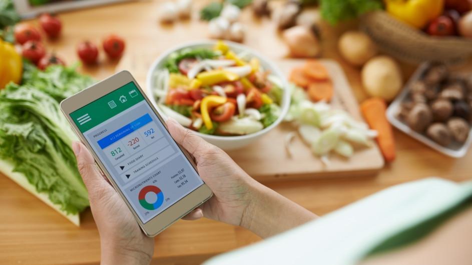 Мобильные приложения для подсчета калорийности
