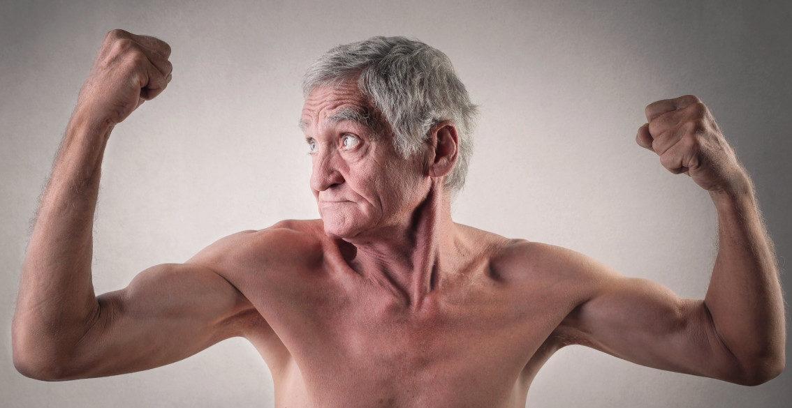 саркопения у пожилых