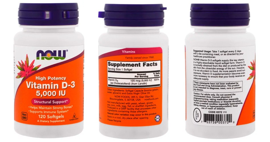 саркопения витамин д