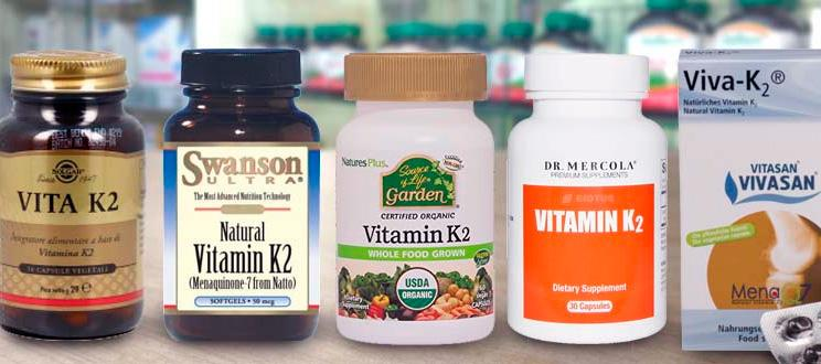 Витамин К-2 продукты