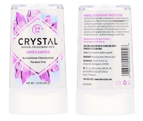 дезодорант кристалл айхерб