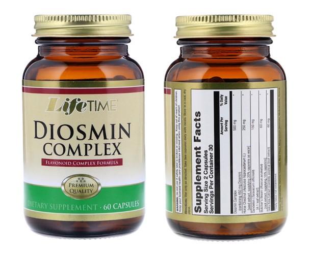диосмин гесперидин препарат