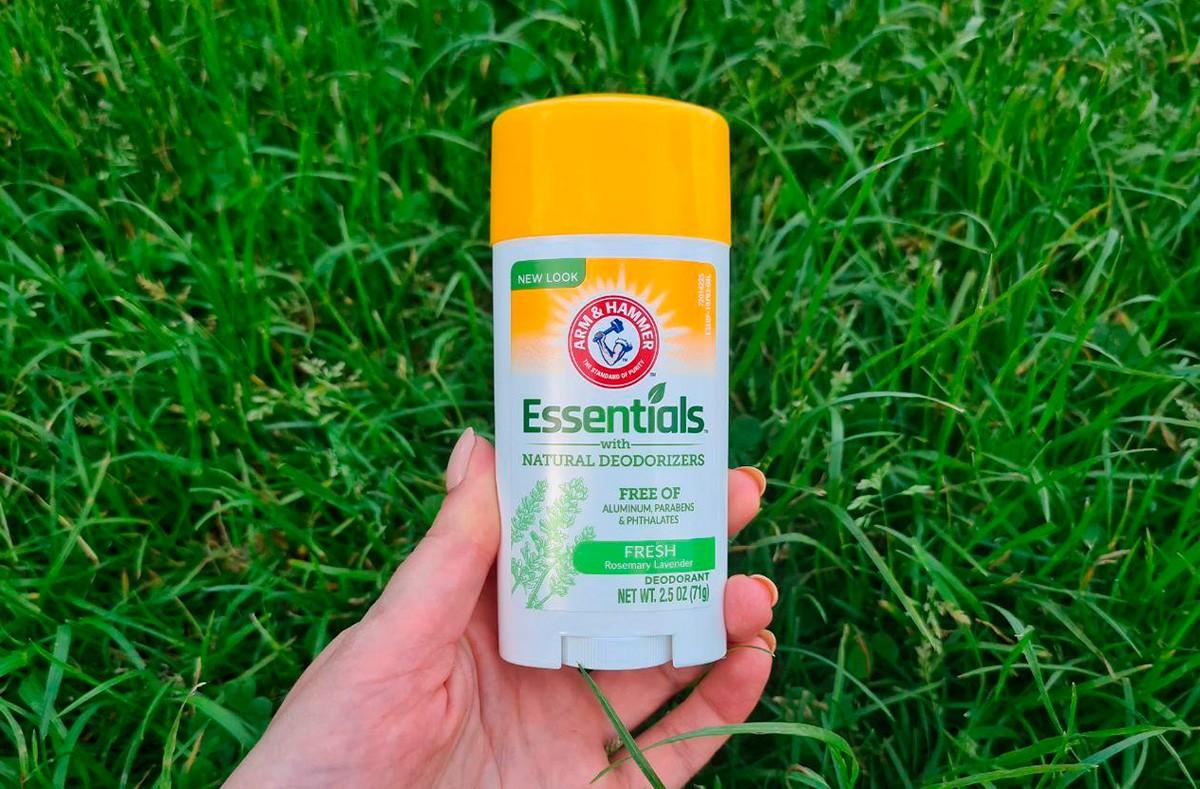iherb дезодорант без алюминия