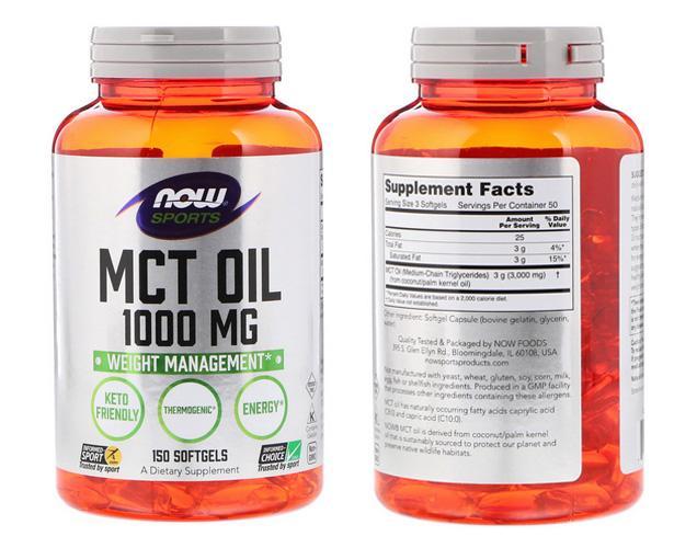 mct oil iherb
