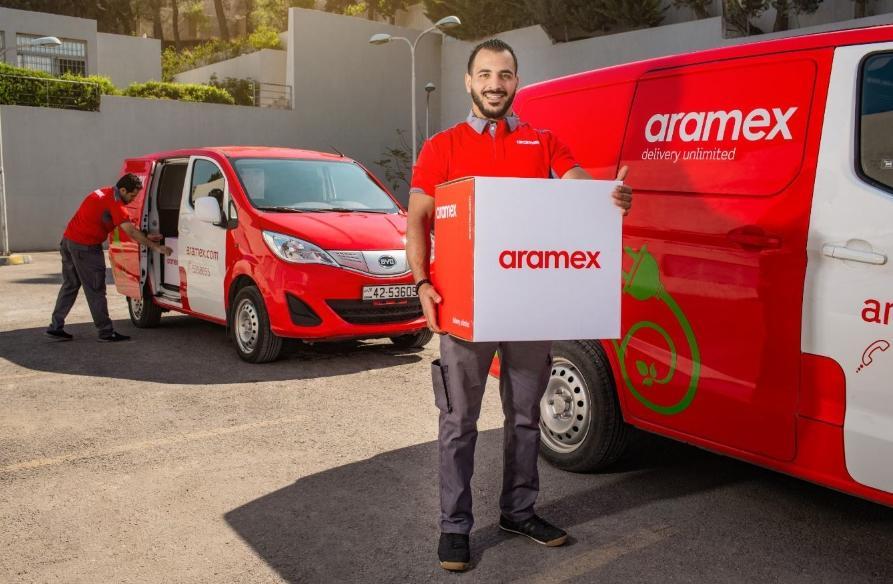 Доставка ARAMEX
