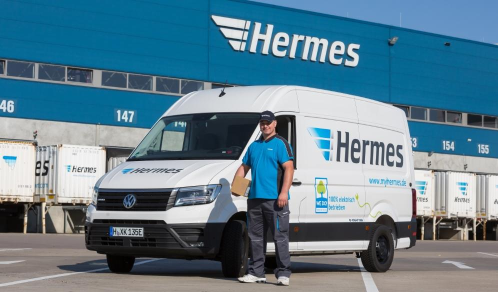 Доставка Hermes