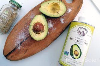 масло авокадо iherb