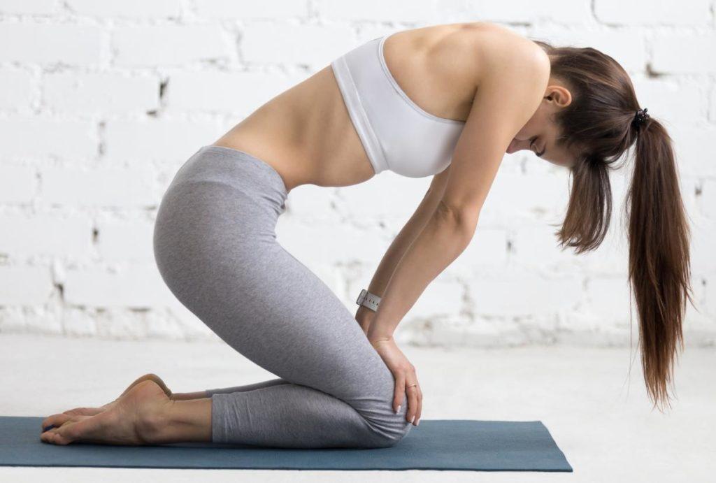 как сделать вакуум живота для похудения