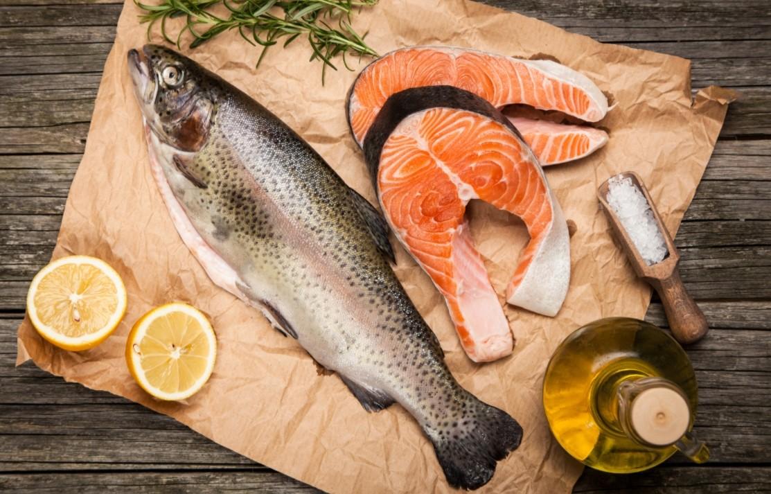 диметилэтаноламин в рыбе