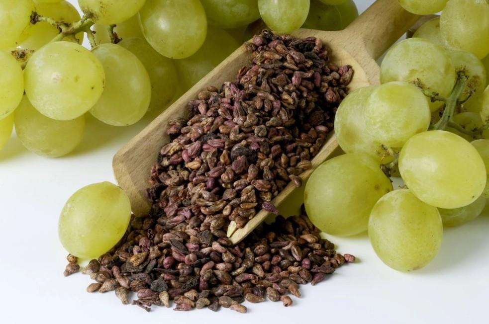 косточки винограда