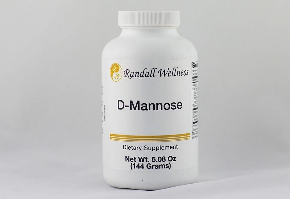 d манноза формула