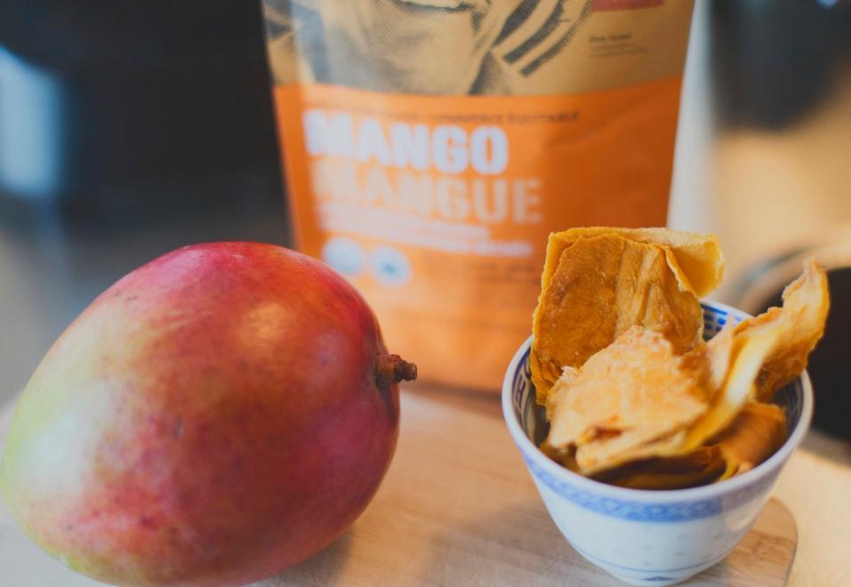 сушеное манго 1000