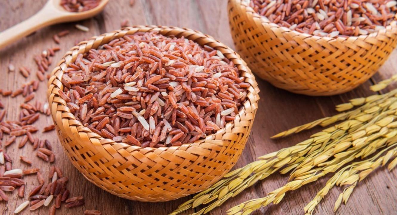 красный ферментированный рис