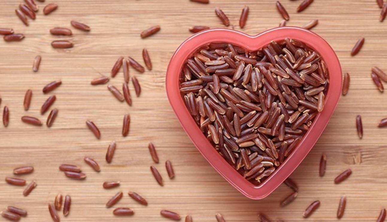 красный рис для сердца