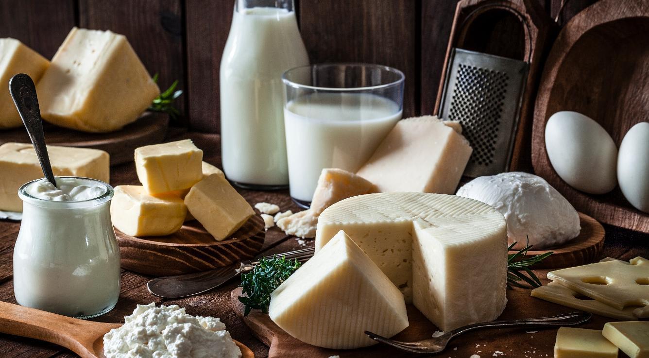 лактаза и молочные продукты