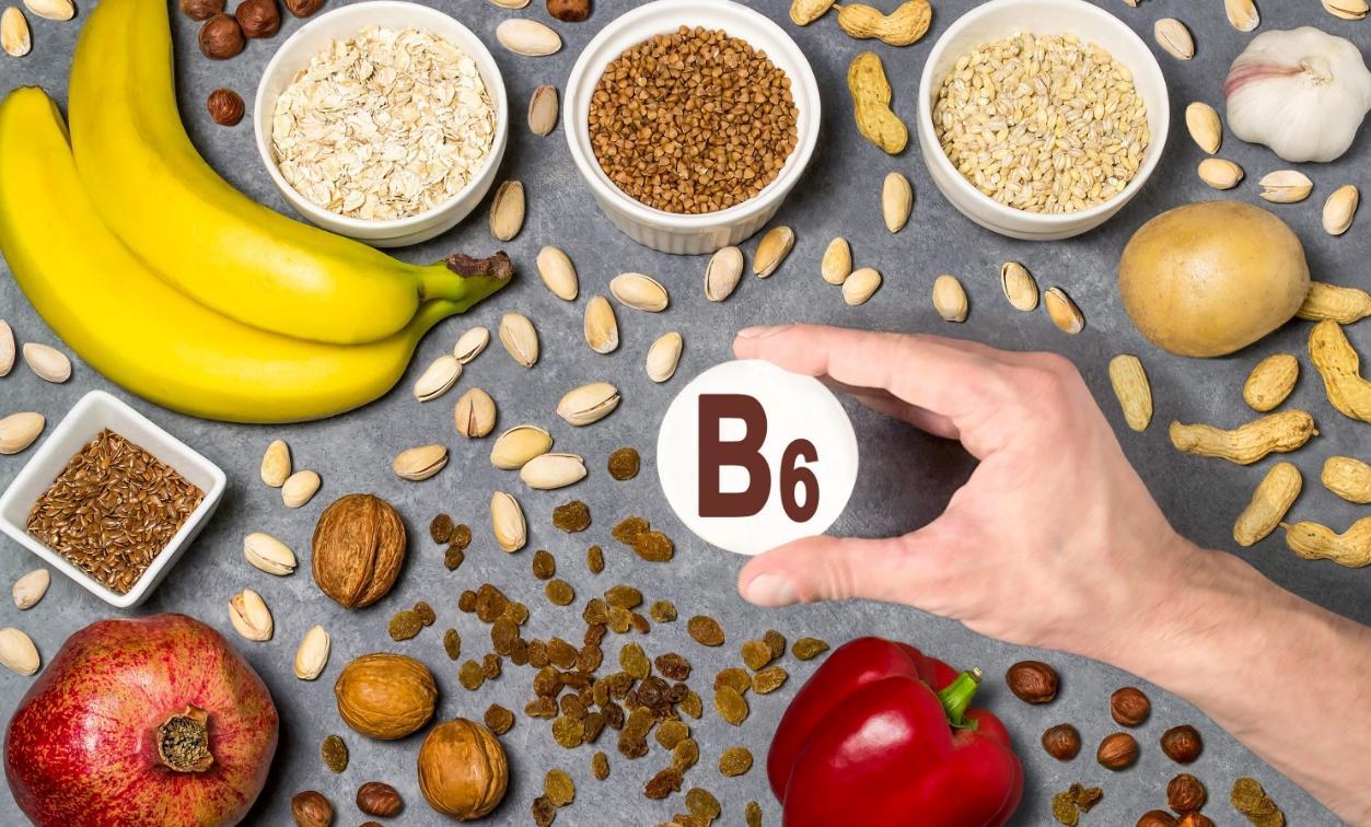 витамин B6 в продуктах питания