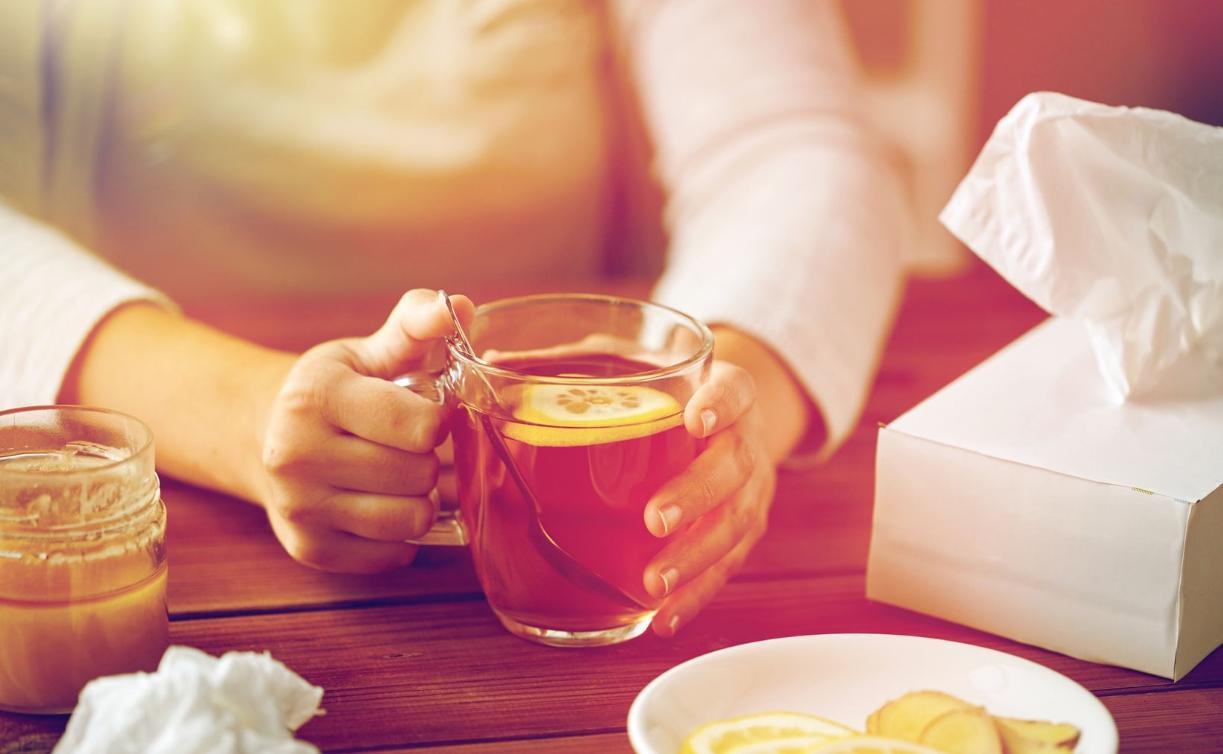 чай с медом манука
