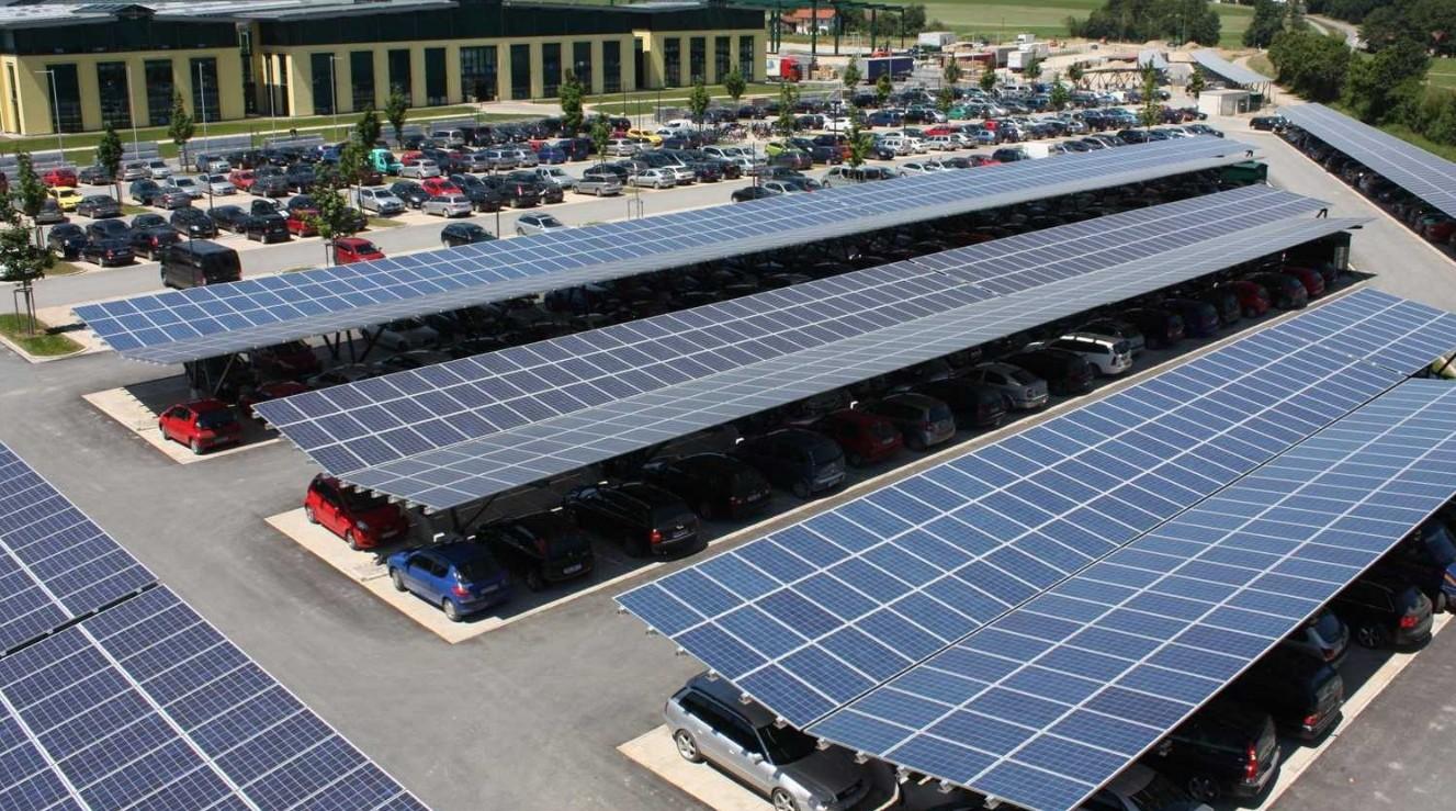 солнечные батареи как топливо для автомобилей