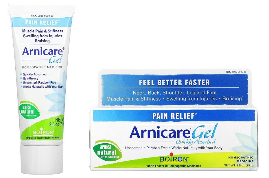 Гель Arnicare для облегчения боли от Boiron